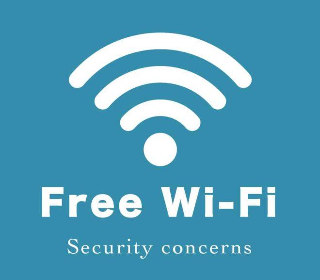 海外のフリーWi-Fiのセキュリティ不安を解決する方法