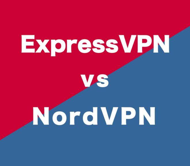 ExpressVPNとNordVPNを使って比較したー海外から日本の動画を見るにはどっちが良い?