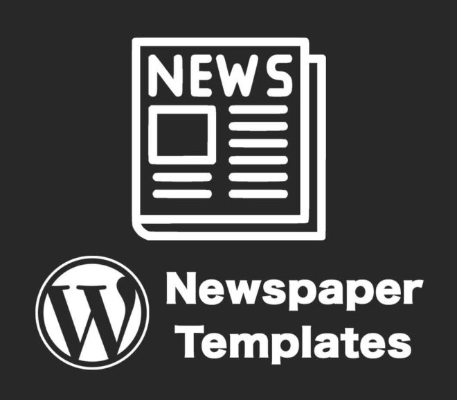 ニュースペーパーをイメージしたWordPress 有料テンプレート11選